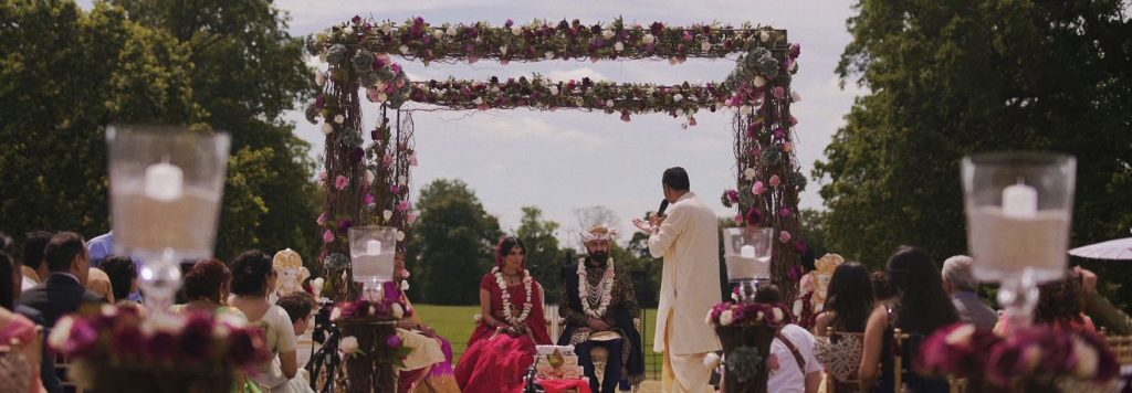 Indian wedding videographer
