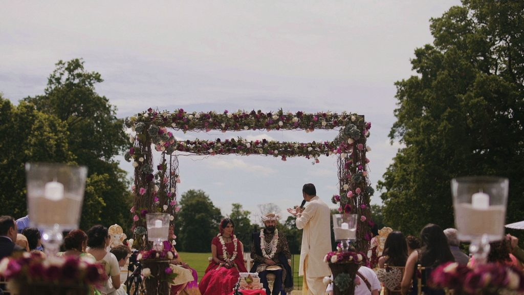 Stanford Hall Indian wedding video